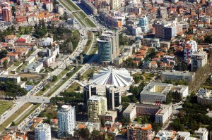 Tirana the  24h living  city
