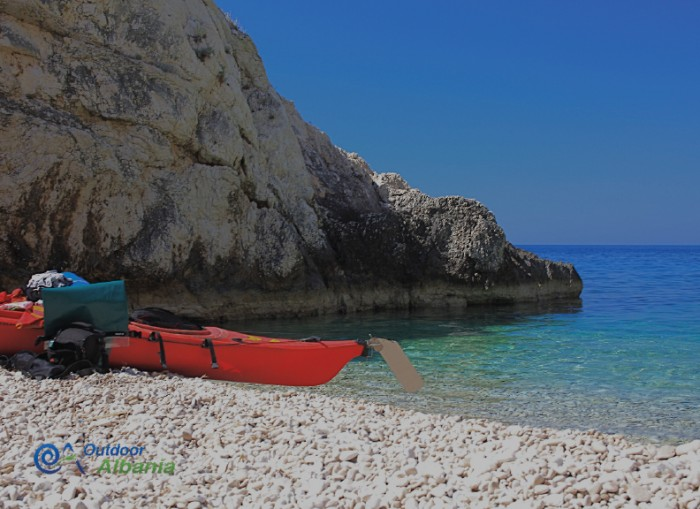 Kayaking Odisea in Karaburun Peninsula
