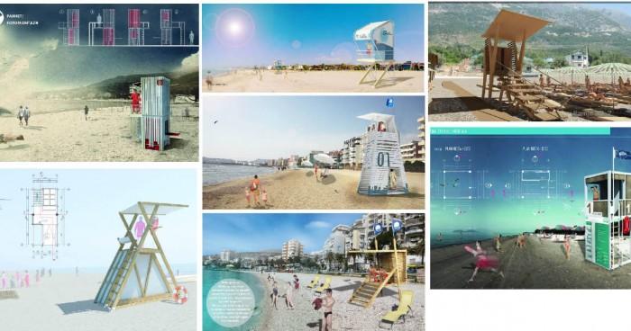 Shtatë projektet fituese të konkursit ¨Kullat e Vrojtimit¨ organizuar nga Agjencia Kombëtare e Bregdetit
