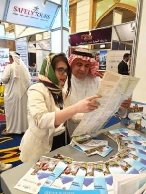 Shqipëria, në panairin ndërkombëtar të turizmit në Arabinë Saudite