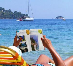 Turizmi shqiptar, hallet e një stine vere