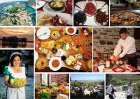 The North Albania itineraries, not only culinary but also a pilgrimage in history, in  authentic natural heritage and in the Albanian culture