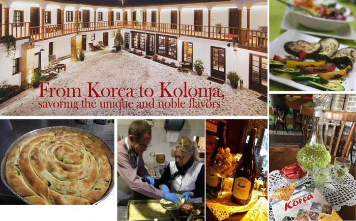 Albanian Food Tours - From Korça to Kolonja, savoring the unique and noble flavors