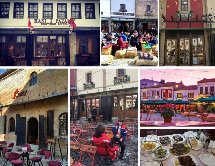 A short guide into the old Bazaar of Korça, as the first think you should do once there