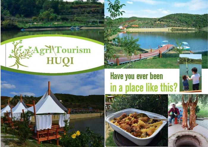 Agriturizëm Huqi – have you ever been in a place like this?