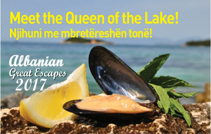 Meet the Queen of the Lake! - Njihuni me mbretëreshën tonë!