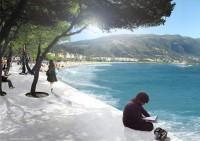 Lugomare e Vlorës: Hotele, restorante, bare, qendra rekreative, pishina, porte dhe ndoshta një hidroplan
