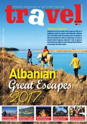 Travel Magazine nr 22 - Zbuloni Shqipërinë përmes Itinerareve më të bukura 2017