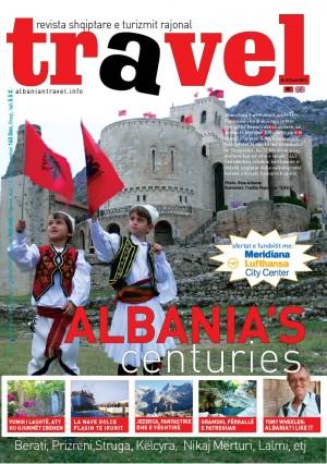 Numri i ri i Travel Magazine - revista e turizmit rajonal, që përveçse në Shqipëri, shpërndahet në të gjitha trojet shqiptare në Kosovë e Maqedoni