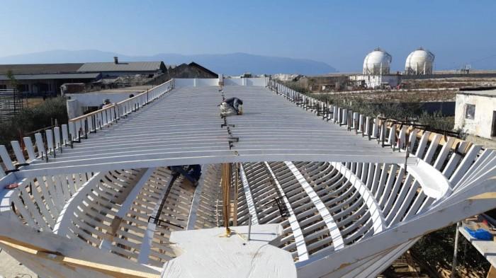 A po nis industria e ndërtimit të anijeve në Shqipëri?