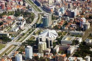 Tirana the  24h living  city