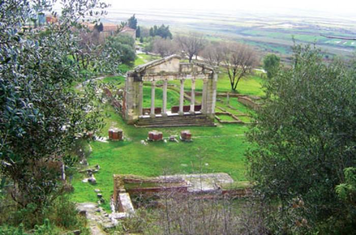 Apolonia, the city of the sun
