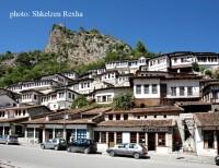 Berati - an Albanian San Marino