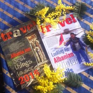 Travel Magazine nr 18 - Destinacionet më të mira të 2016-ës janë kulturore