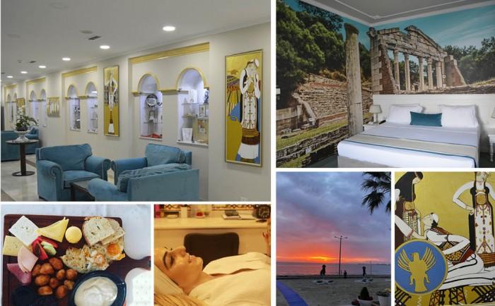Adriatik  Hotel in Durrës, a small five stars luxury Albania
