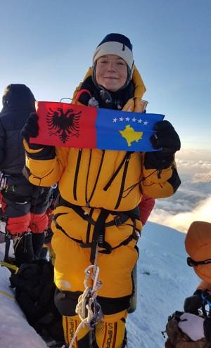 Uta Ibrahimi, one more reason to be proud of Kosova