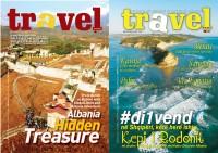 Numri i ri i revistës Travel është plot me Vjeshtë dhe thesare....