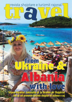 From Ukraine and Albania with Love -               Татьяна,  украинка, которая стала албанкой