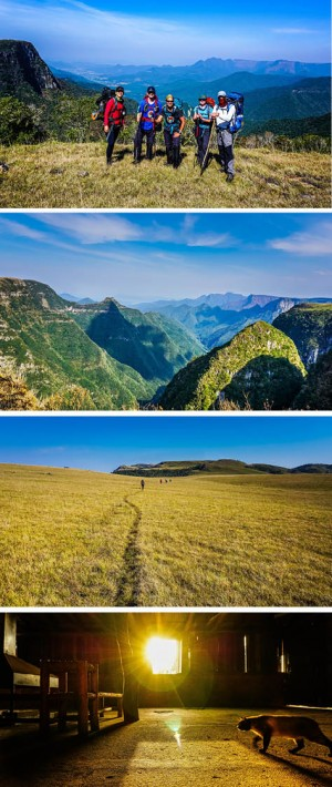 An Adventure through the vast canyons of South America, in the magical Brazil