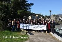 Bashkia Përmet dhe komuna Çarshovë duan një Park Kombëtar në vend të digave në Lumin Vjosa